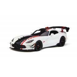 Dodge Viper ACR Viper White 2016 GT Spirit GT181