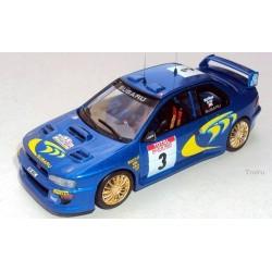 Subaru Impreza WRC99 3 WRC Tour de Corse 1998 McRae Grist Trofeu 1130