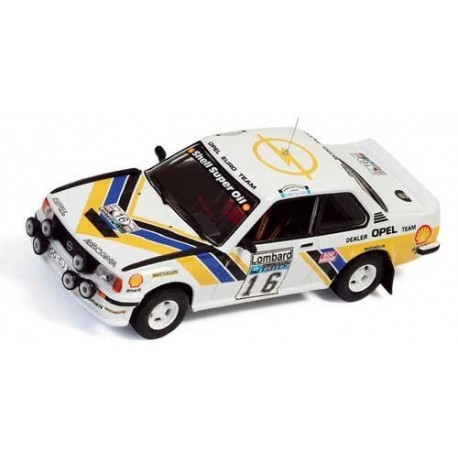 Opel Ascona 400 16 Rac Rally 1981 McRae Grindrod IXO RAC109
