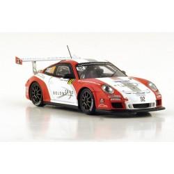 Porsche 997 GT3 Cup RGT 92 WRC France 2014 Delecour Savignoni Spark SF087