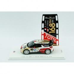 Pitboard 1/12 Sébastien Loeb PBLOE001