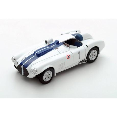 Cunningham C-4R 1 24 Heures du Mans 1954 Spark S2728