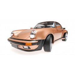 Porsche 911 Turbo 1977 Pink Metallic Minichamps 125066124
