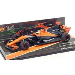 McLaren Honda MCL32 F1 Australie 2017 Fernando Alonso Minichamps 557174314
