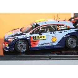 Hyundai i20 WRC 5 Rallye d'Espagne 2017 Neuville Gilsoul IXO RAM645ES