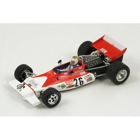 BRM P153 F1 Belgique 1972 Vern Schuppan Spark S1155