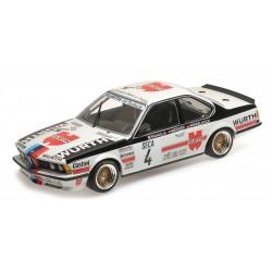 BMW 635 CSI 4 24 Heures de Spa Francorchamps 1984 Minichamps 155842504