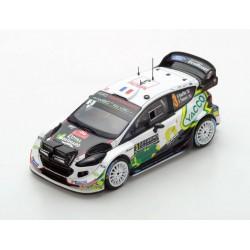 Ford Fiesta WRC 3 Rallye Monte Carlo 2018 Bouffier Panseri Spark S5953