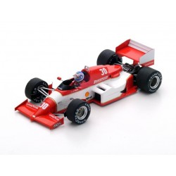 Zakspeed 841 F1 Monaco 1985 Jonathan Palmer Spark S1873