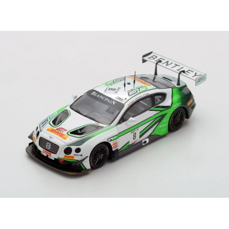 Bentley Continental GT3 8 24 Heures De Spa Francorchamps