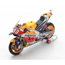 Honda RC213V 93 Marc Marquez World Champion Moto Gp 2016 Spark M12012