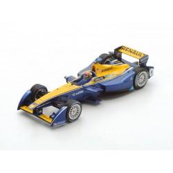 Renault e.dams 9 Formula E Champion Season 2 2016 Sébastien Buemi Spark S43FE02