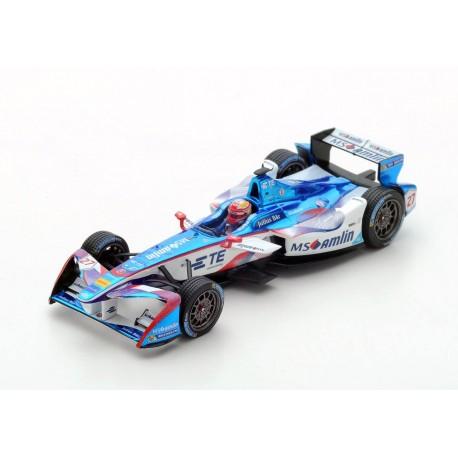 Amlin Andretti 27 Formula E Hong Kong Round 1 2016 Robin Frijns Spark S5908