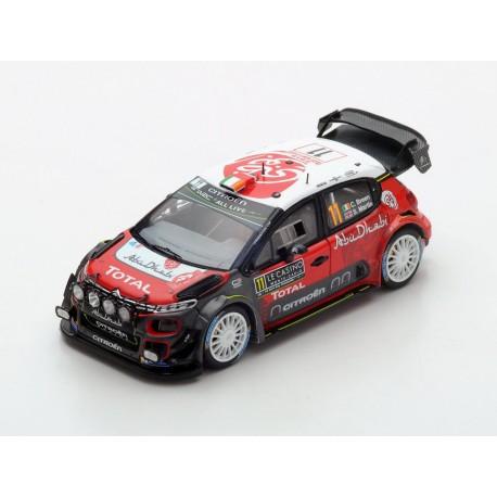 Citroen C3 WRC 11 Rallye Monte Carlo 2018 Breen Martin Spark S5961