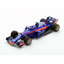 Toro Rosso Honda STR13 F1 2018 Brendon Hartley Spark S6061