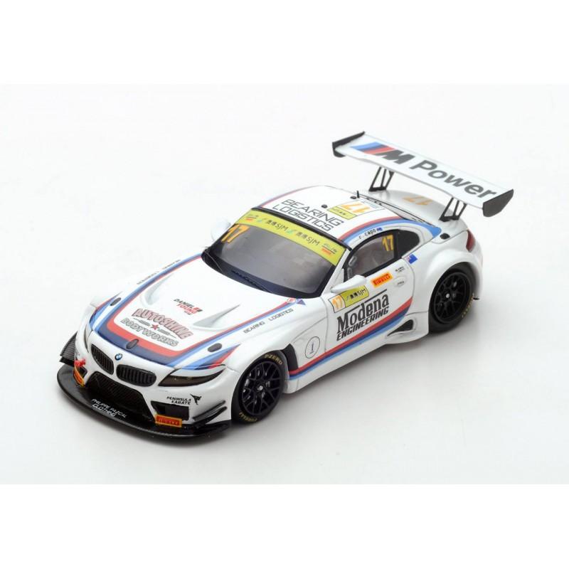 2016 Bmw Z4: BMW Z4 GT3 17 FIA GT World Cup Macau 2016 Ricky Capo Spark