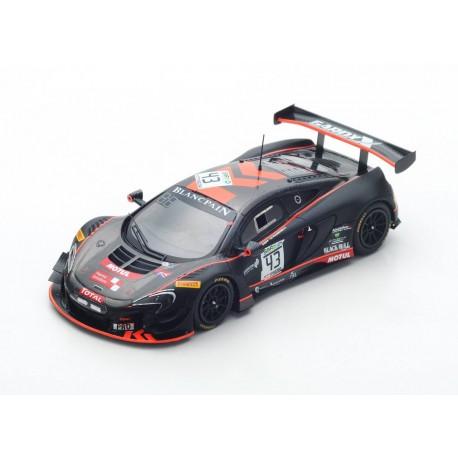 McLaren 650S GT3 43 24 Heures de Spa Francorchamps 2017 Spark SB158