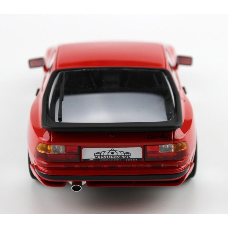 Porsche 944 Turbo S 1991 Red LS COLLECTIBLES 1:18 LS023A Model