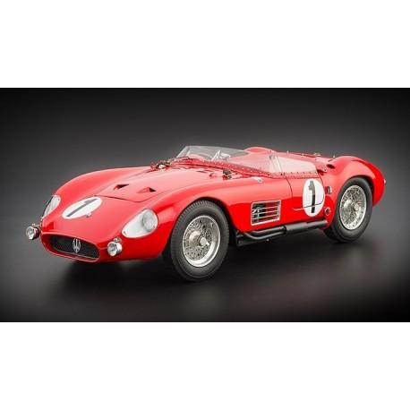 Maserati 300S 1 24 Heures du Mans 1958 CMC M108