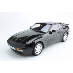 Porsche 944 Turbo S Black 1991 LS Collectibles LS023C