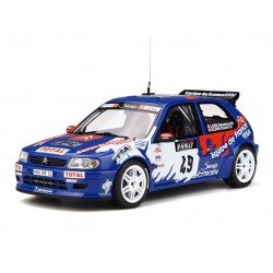 Citroen Saxo Kit Car 49 Tour de Corse 1999 Loeb Elena Ottomobile OT596