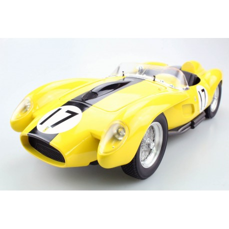 Ferrari 250 Testa Rossa Yellow 1958 GP Replicas GP1208D