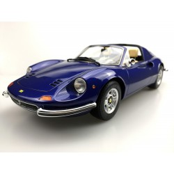 Ferrari Dino 246 GTS Blue 1969 Top Marques TM1202E