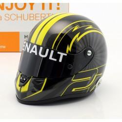 Casque 1/2 Nico Hulkenberg F1 2018 Schuberth 9088000223