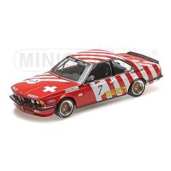 BMW 635 CSI 7 Grand Prix de Brno 1984 Minichamps 155842507