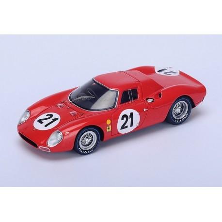 Ferrari 250LM 21 24 Heures du Mans 1965 Looksmart LSLM017