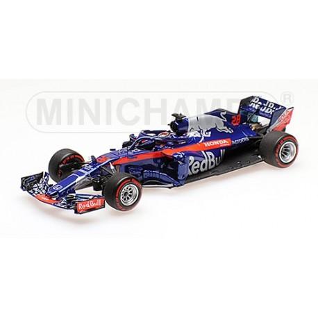 Toro Rosso Honda STR13 F1 2018 Brendon Hartley Minichamps 417180028