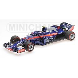 Toro Rosso Honda STR13 F1 2018 Pierre Gasly Minichamps 417180010