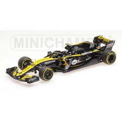Renault Sport F1 Team F1 Showcar 2018 Carlos Sainz Jr Minichamps 417189055