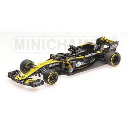 Renault Sport F1 Team F1 Showcar 2018 Nico Hulkenberg Minichamps 417189027
