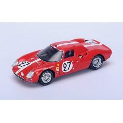 Ferrari 250LM 27 24 Heures du Mans 1965 Looksmart LSLM018