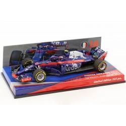 Toro Rosso Honda STR13 F1 Bahrain 2018 Pierre Gasly Minichamps 447180010