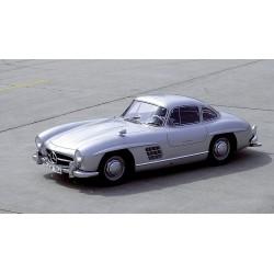 Mercedes 300 SL Silver 1954 IXO PRXD8-002A