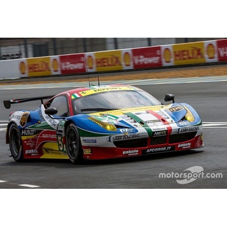 Ferrari 458 GTE 51 24 Heures du Mans 2015 Looksmart LSLM024