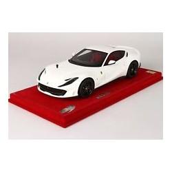 Ferrari FXXK Evo Diecast Bianco Italia Metal BBR BBR182280AST