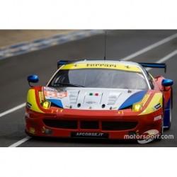 Ferrari 458 GTE 55 24 Heures du Mans 2015 Looksmart LSLM026