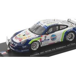 Porsche 997 GT3 R 2 Champion GT Tour 2012 Spark SF048