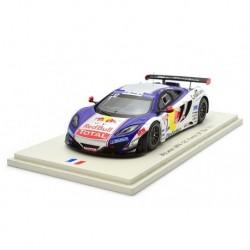 McLaren MP4/12C 17 GT Tour Paul Ricard 2012 Loeb / Vannelet Spark SF067