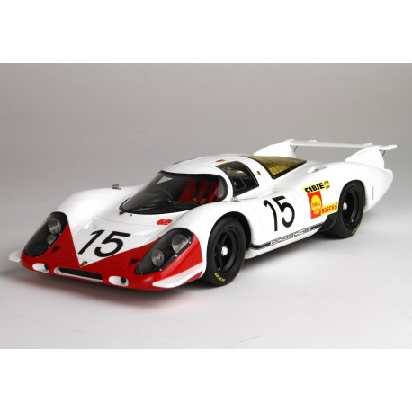 Porsche 917 15 24 Heures du Mans 1969 BBR BBRC1833D