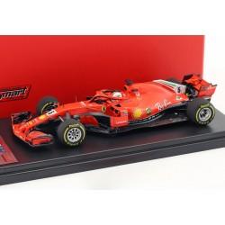 Ferrari SF71H F1 Winner Australie 2018 Sebastian Vettel Looksmart LSF1013