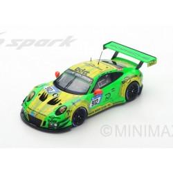 Porsche 911 GT3 912 Winner 24 Heures du Nurburgring 2018 Spark SG400