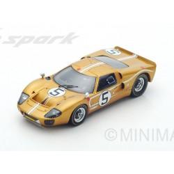 Ford MK IIB 5 24 Heures du Mans 1967 McCluskey Gardner Spark S5185