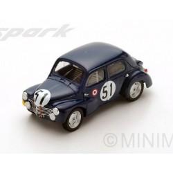 Renault 4CV 1063 51 24 Heures du Mans 1951 Spark S5213