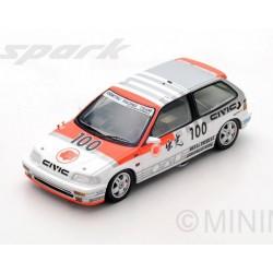 Honda Civic EF3 100 1st Grp3 JTC Suzuka 1989 Spark S5455