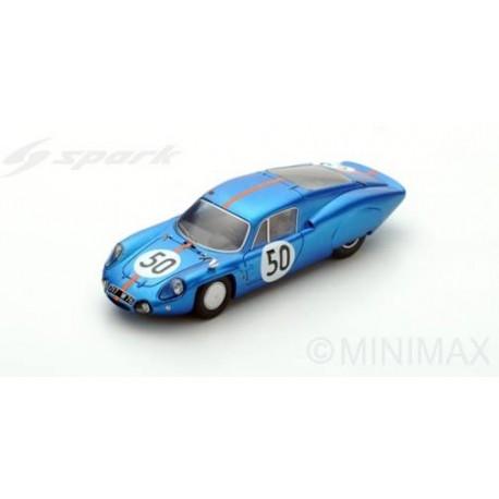 Alpine M64 50 24 Heures du Mans 1965 Vidal Revson Spark S5486