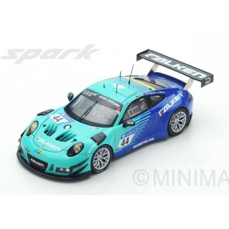 Porsche 911 GT3 44 24 Heures du Nurburgring 2018 Spark SG407